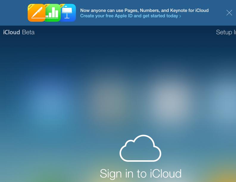 iCloud-iWork-Signup