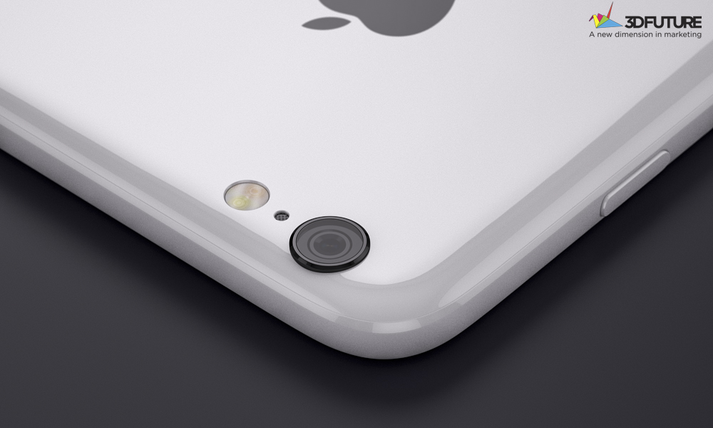 iPhone 6c concept 3D Future 002