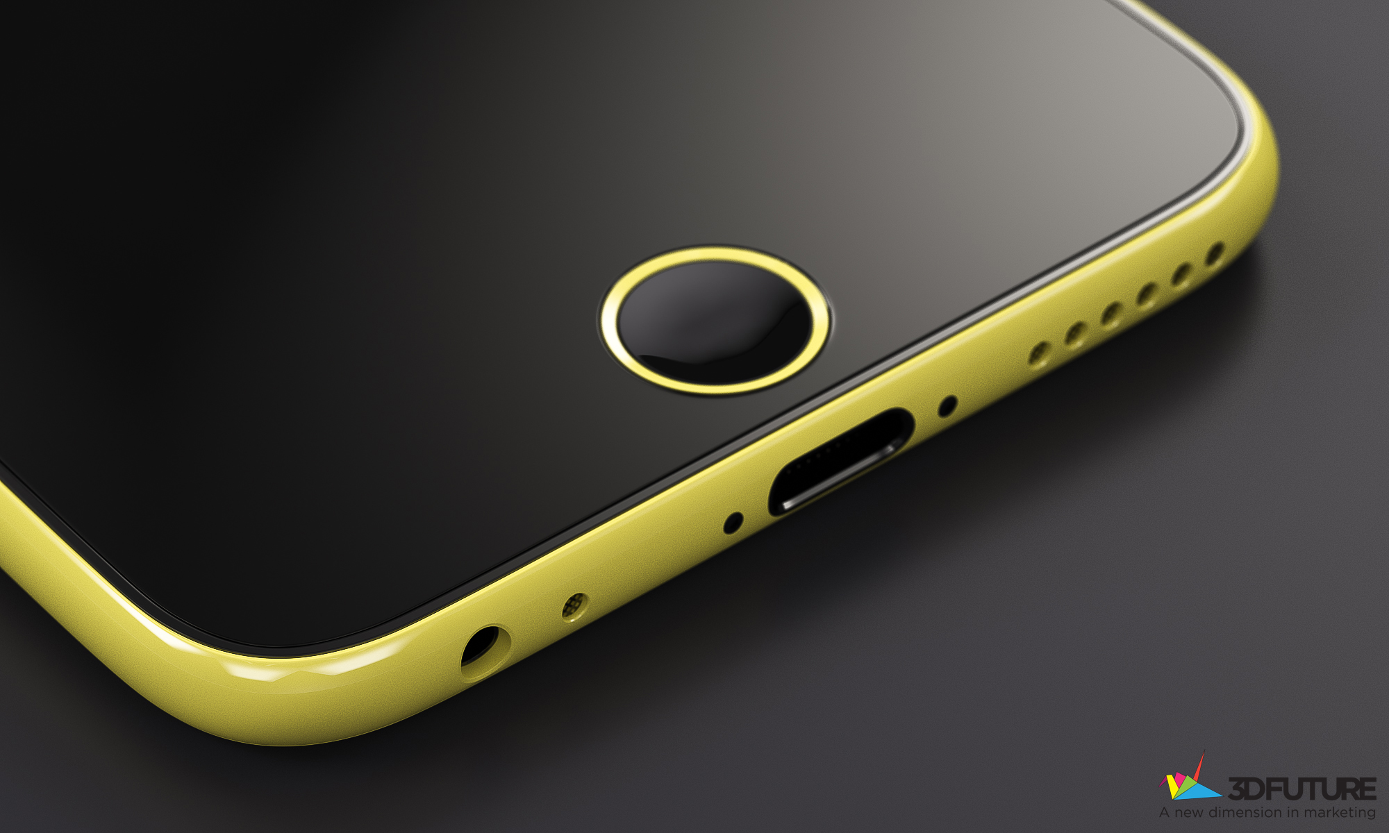 iPhone 6c concept 3D Future 004