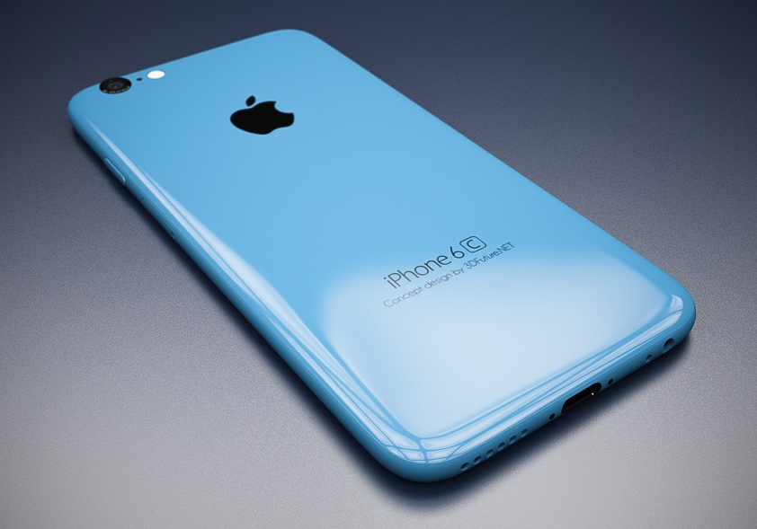 iPhone 6c concept 3D Future teaser