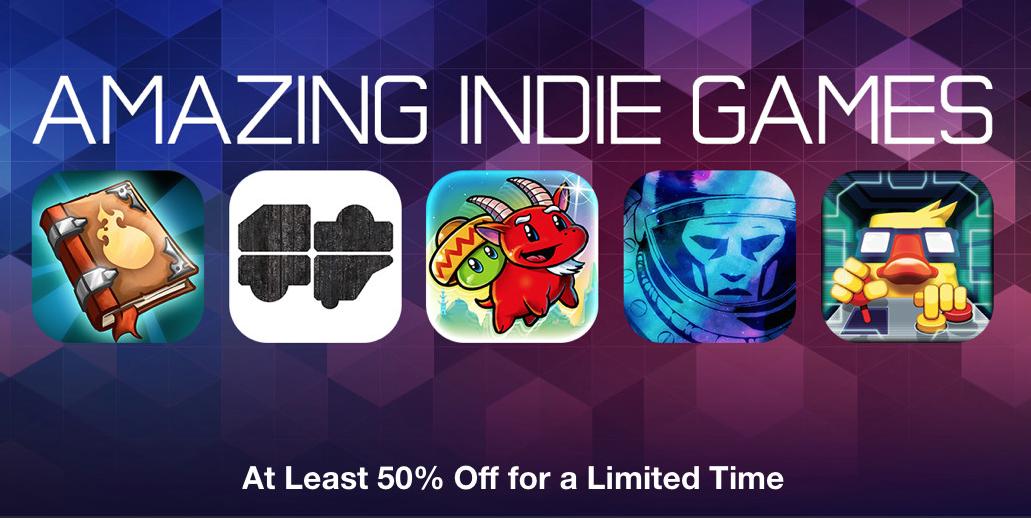 indie game sale