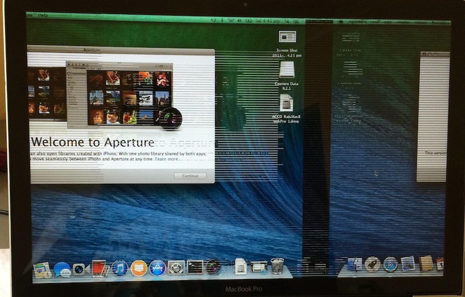 Apple begins free repair program for MacBook Pros with