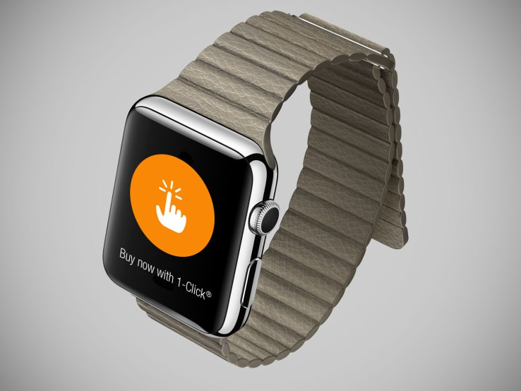Amazon Apple Watch app teaser TechCrunch 001