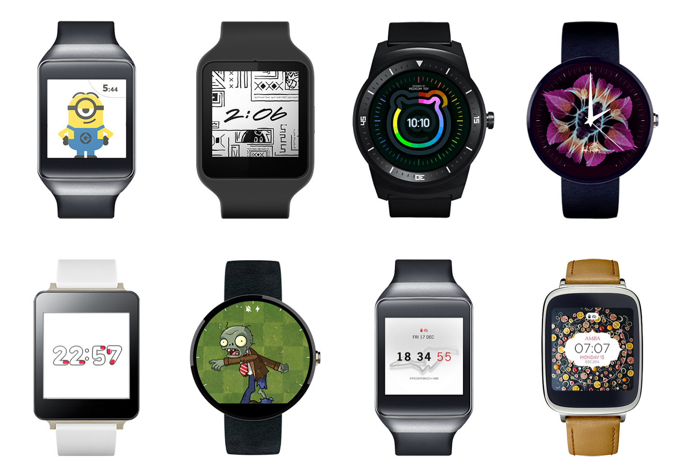 The limits of Android Wear compatibility with iOS
