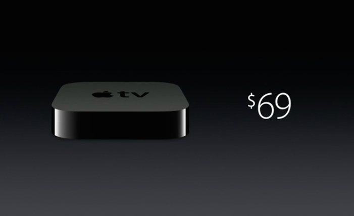 Apple TV price drop