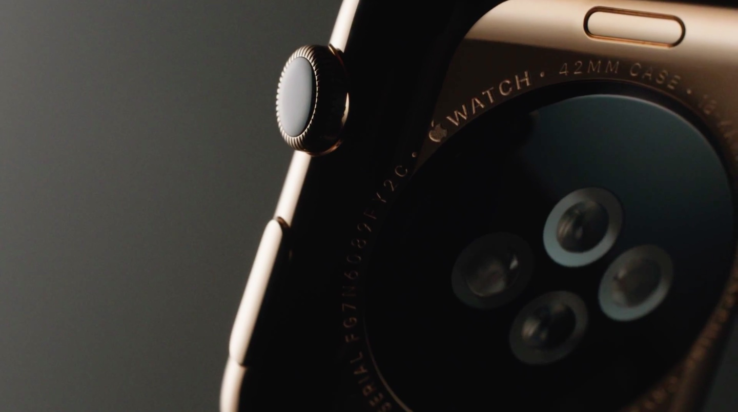 Apple Watch Edition closeup 001