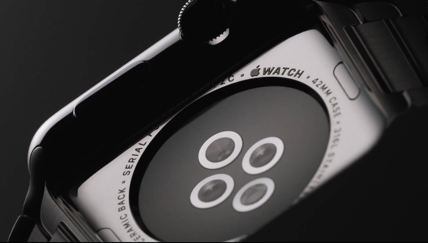 Apple Watch closeup 003
