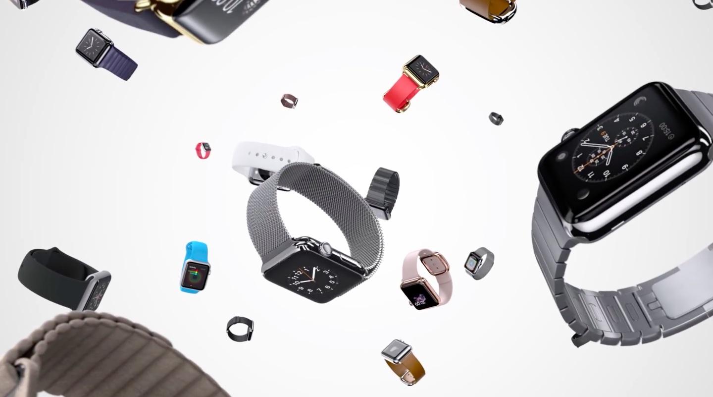 Apple Watch flying 001