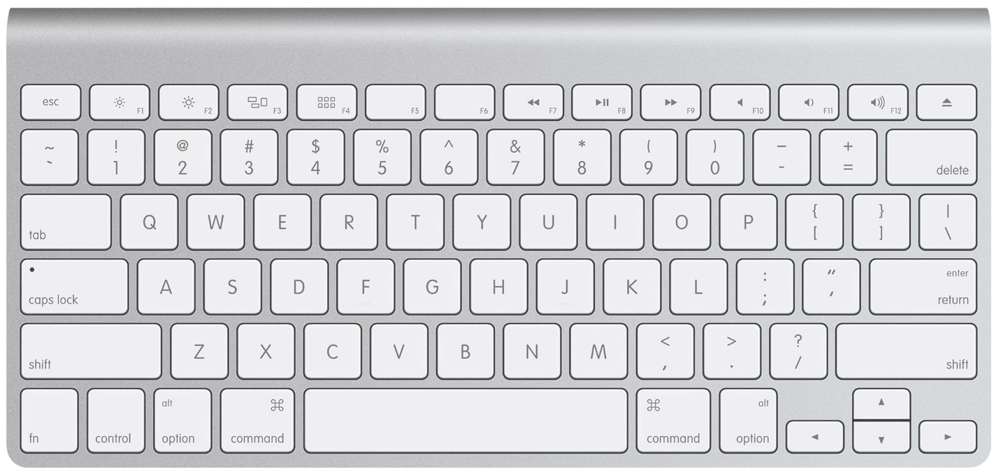 Apple Wireless Keyboard image 004