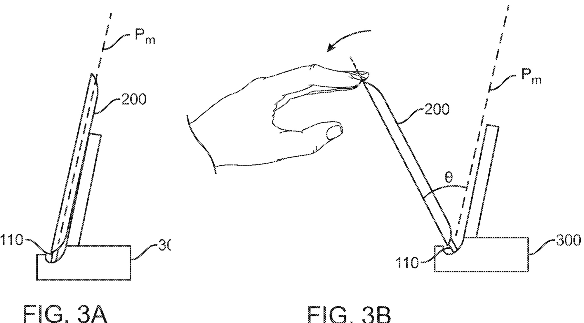 Apple patent flexible Lighting dock