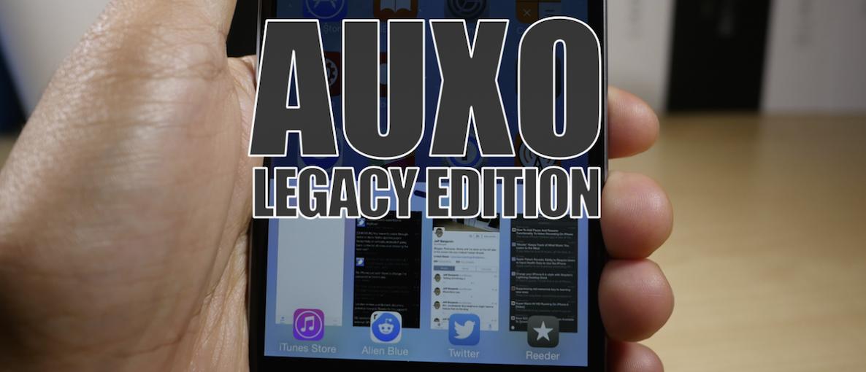 Auxo Legacy Edition Hero