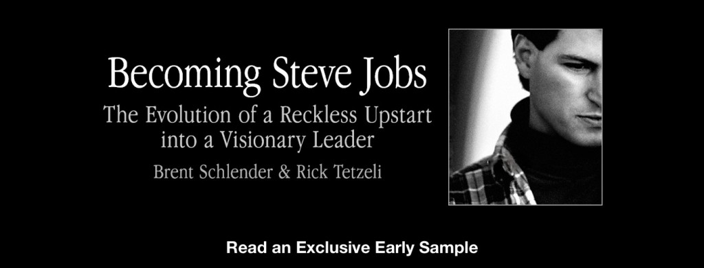 Becoming Steve Jobs free sample on iBooks Store teaser 001
