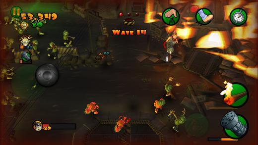 Burn Zombies Burn