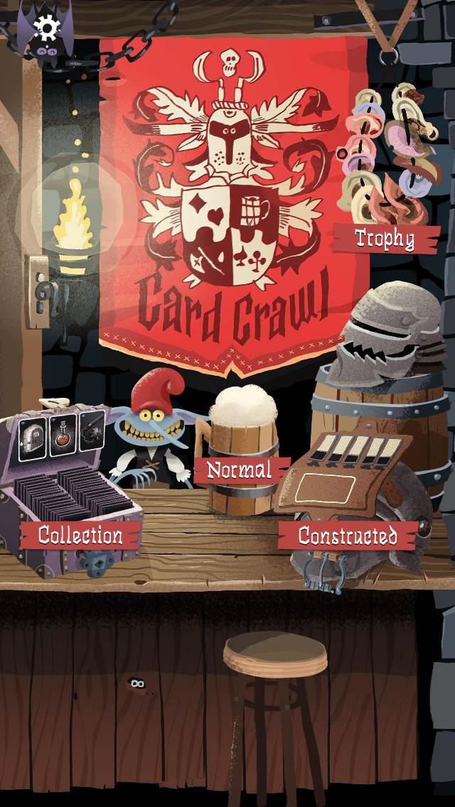 Card Crawl 1