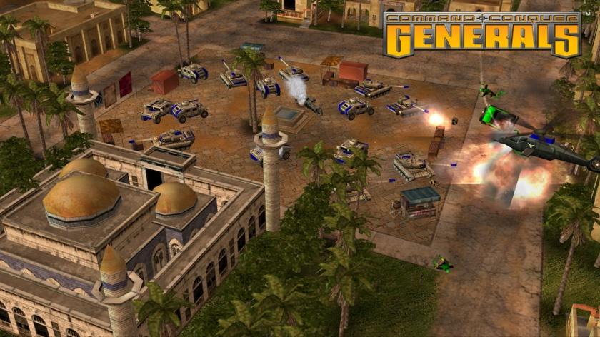 Command and Conquer Generals Deluxe Edition Mac screenshot 003