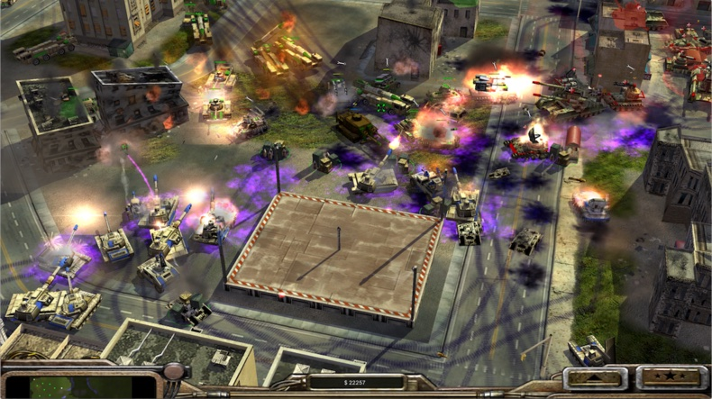 Command and Conquer Generals Deluxe Edition Mac screenshot 005