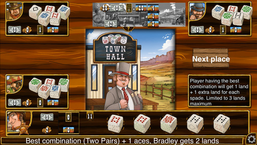 Dice Town Mobile 3