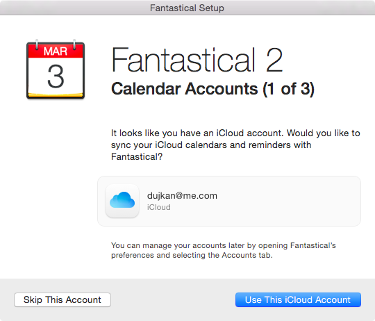 Review: Fantastical 2 for Mac