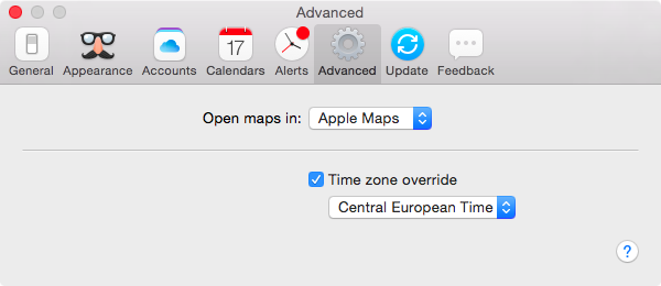 Fantastical 2 for OS X Mac screenshot 015