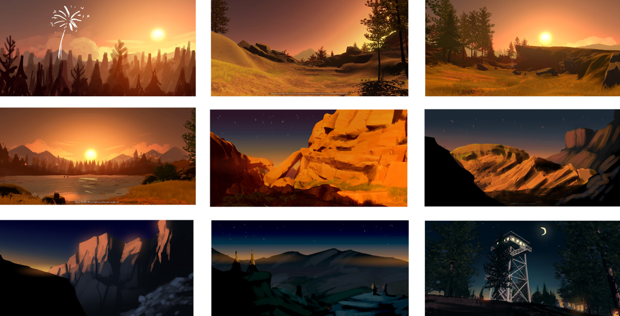 Firewatch 1.0 for OS X Mac screenshot 012