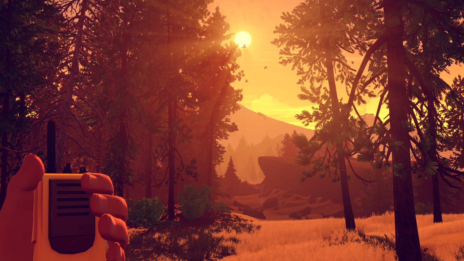 Firewatch 1.0 for iOS iPhone screenshot 001