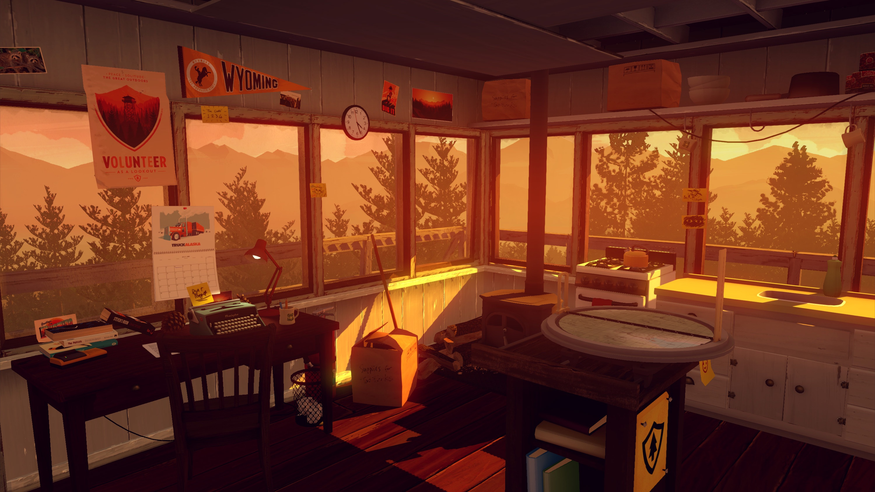 Firewatch 1.0 for iOS iPhone screenshot 002