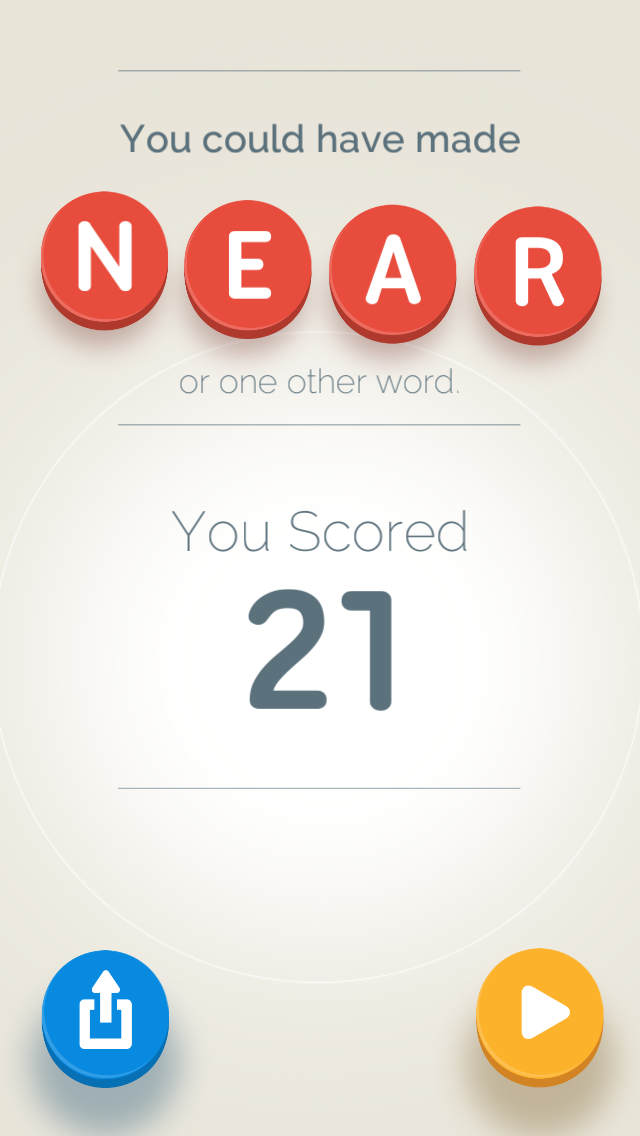 Four Letters review: a surprisingly challenging word game