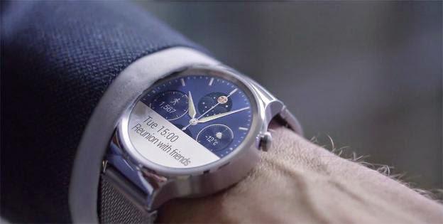 Huawei Watch image 001