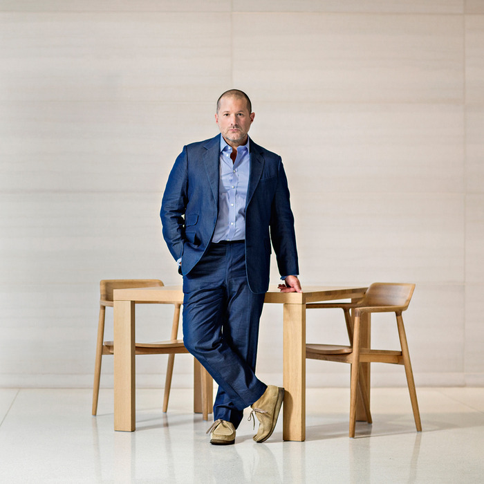 Jony Ive FT interview