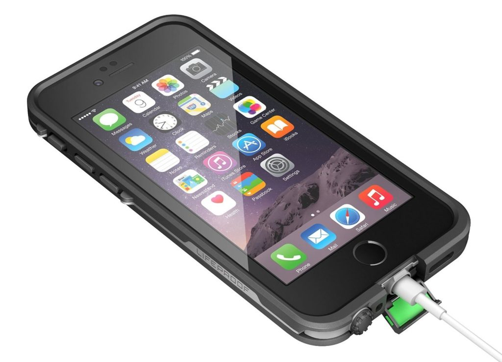 lifeproof for iphone 6 frē series from lifeproof is a waterproof iphone 6 3000