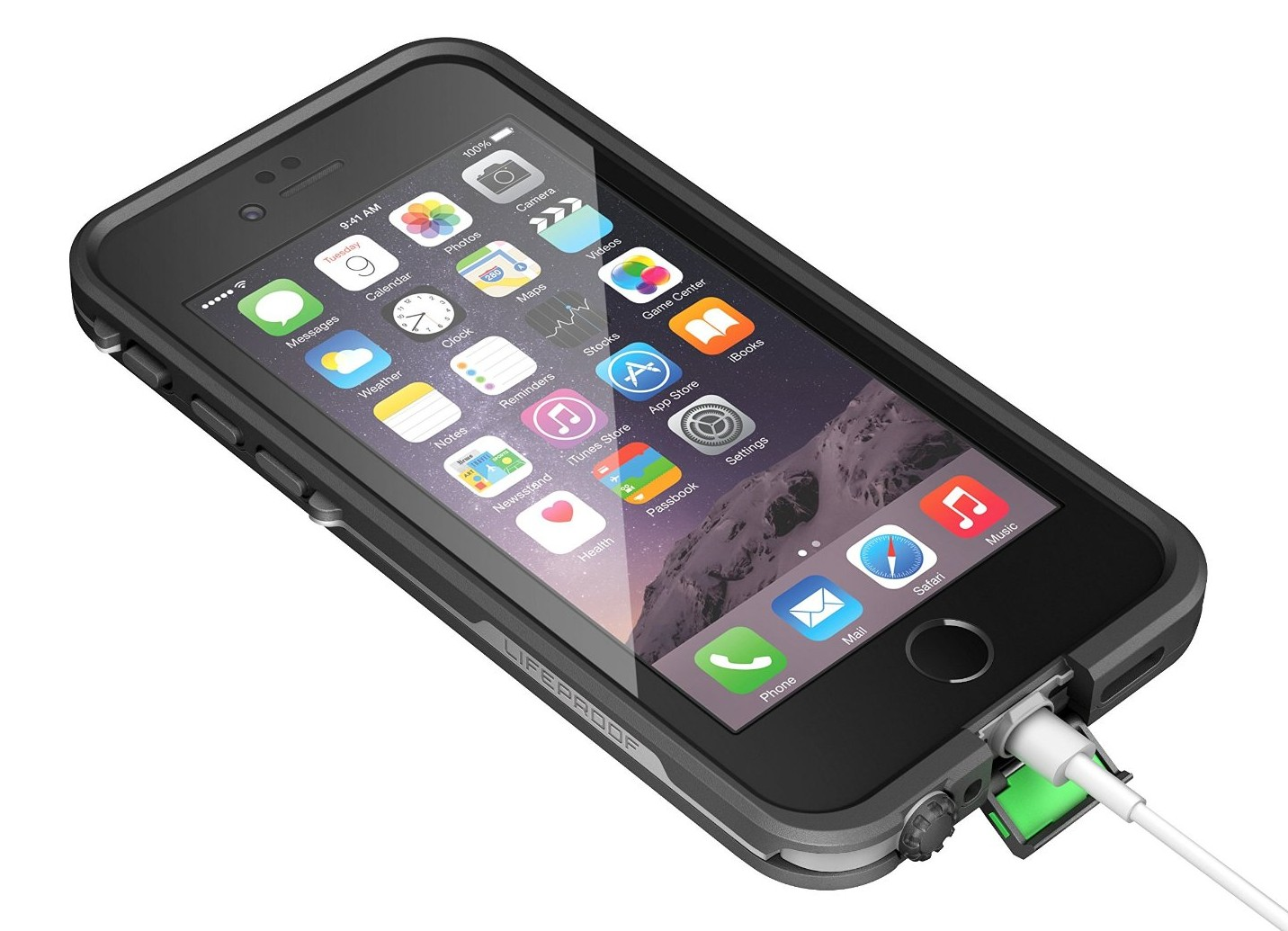lifeproof case for iphone 6 frē series from lifeproof is a waterproof iphone 6 2178