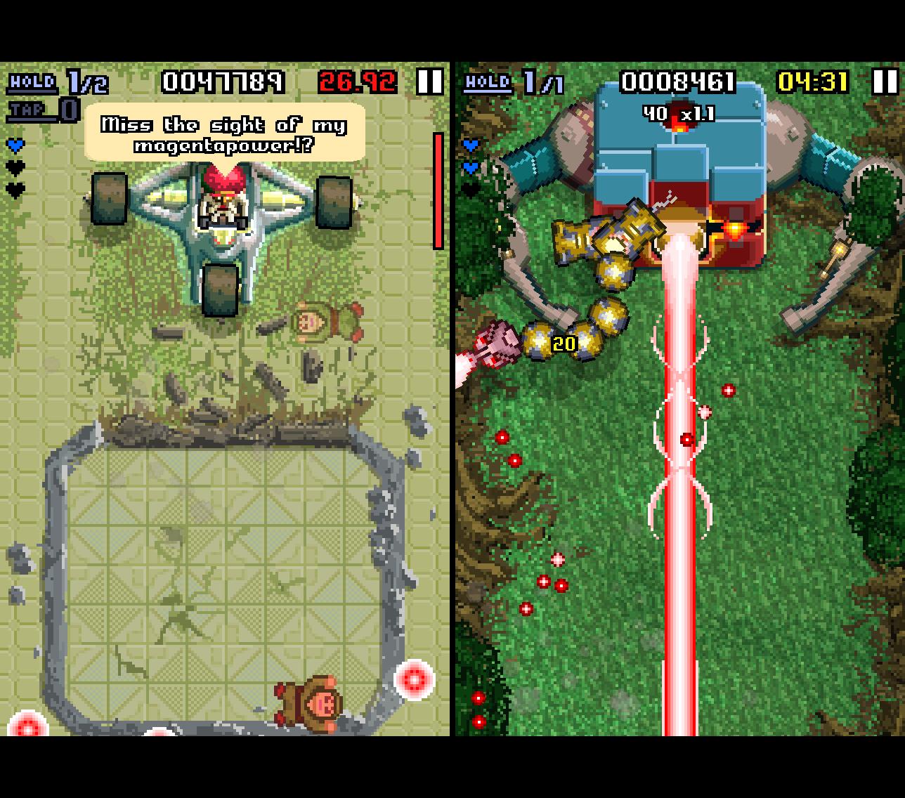 Magenta Arcade 1