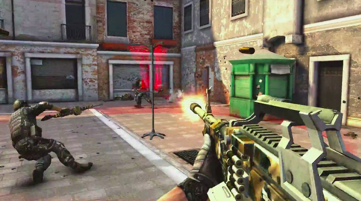 Modern Combat 5 1.2 for iOS iPhone screenshot 001