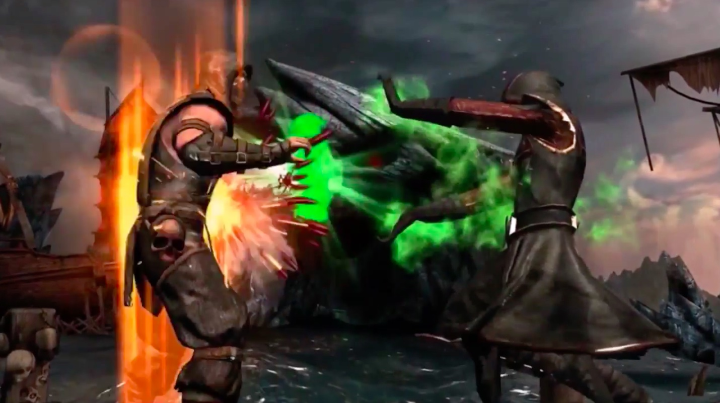 Mortal Kombat X screenshot 001
