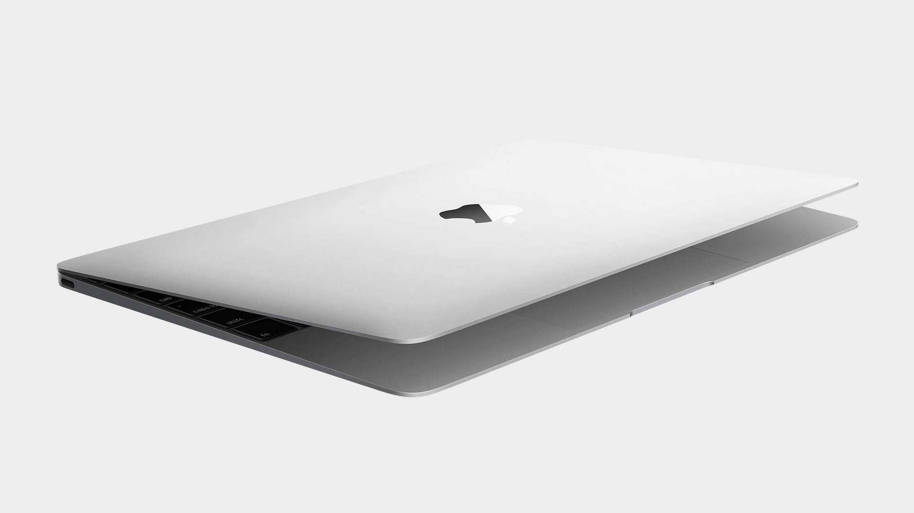 New MacBook silver
