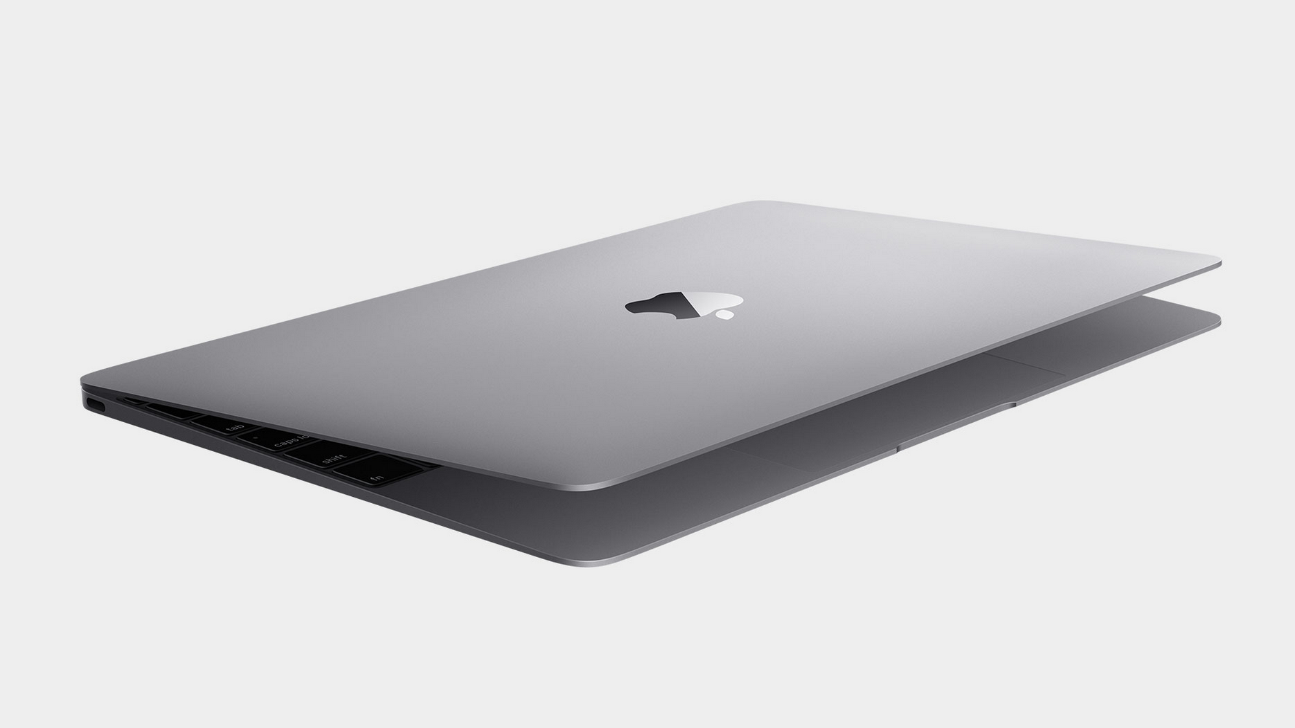 New MacBook space gray