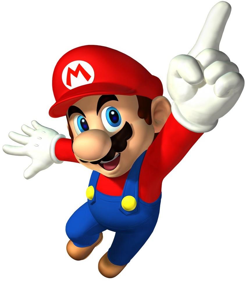 Nintendo Mario 001