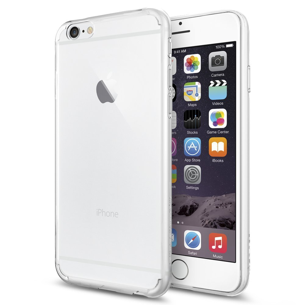 Spigen Air Soft Clear Ultra Thin iPhone 6 case
