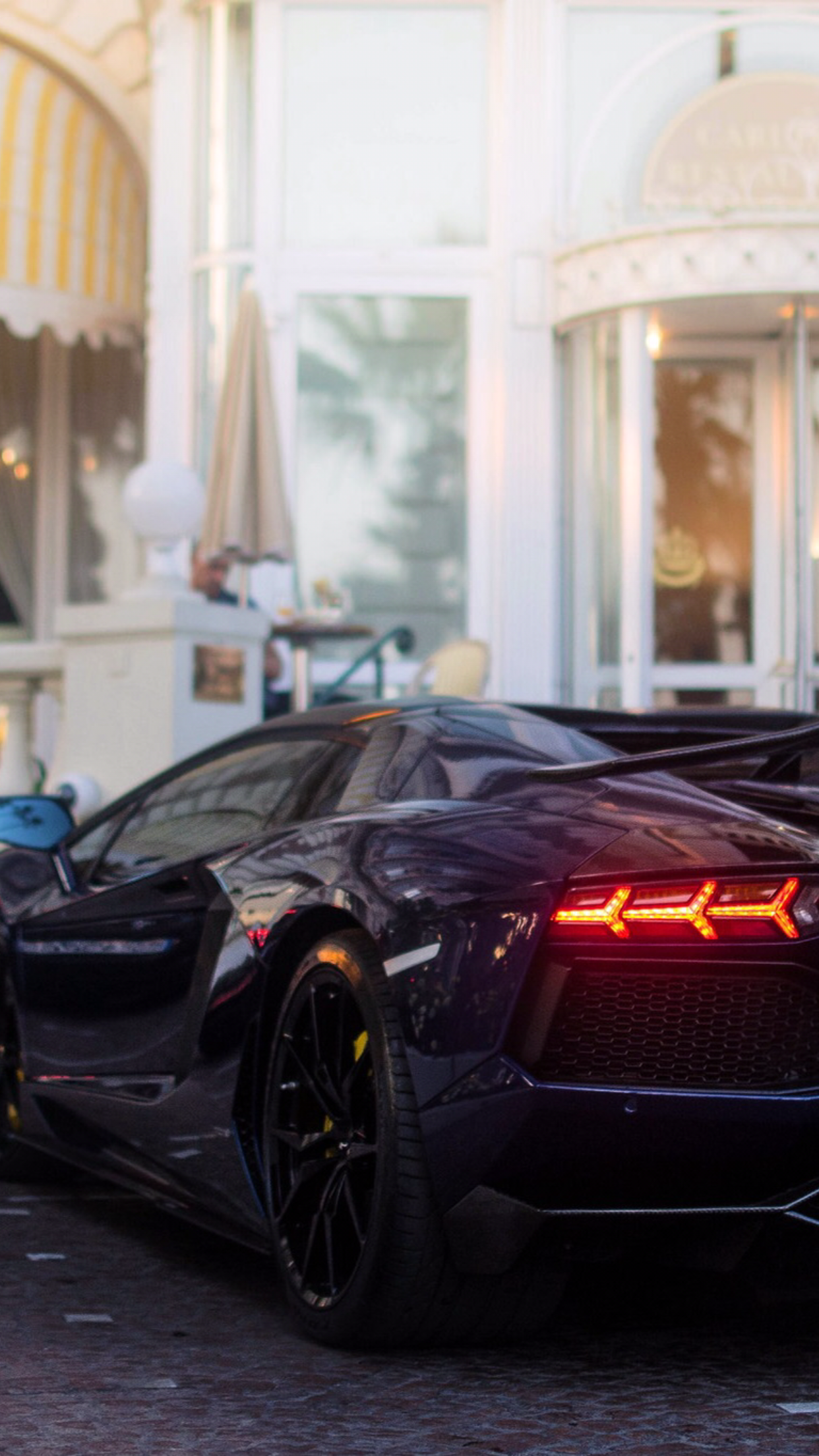 Supercar Black