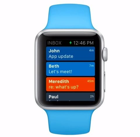 TLDR watch app