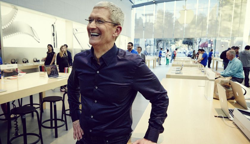 Tim Cook phoot by Joe Pugliese