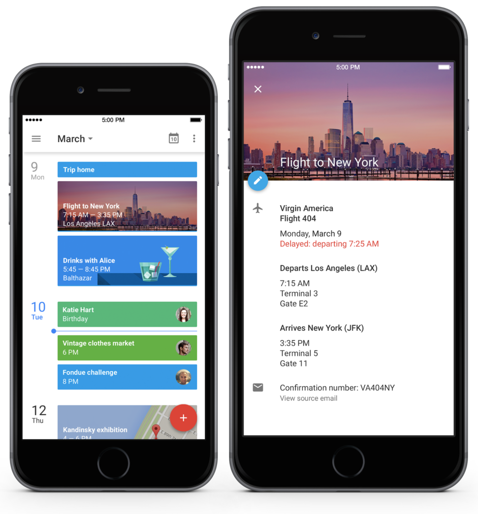 google calendar for iphone releases new calendar app for iphone 8362