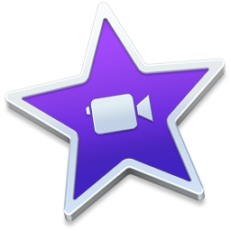 iMovie 10.0.2 for OS X app icon small
