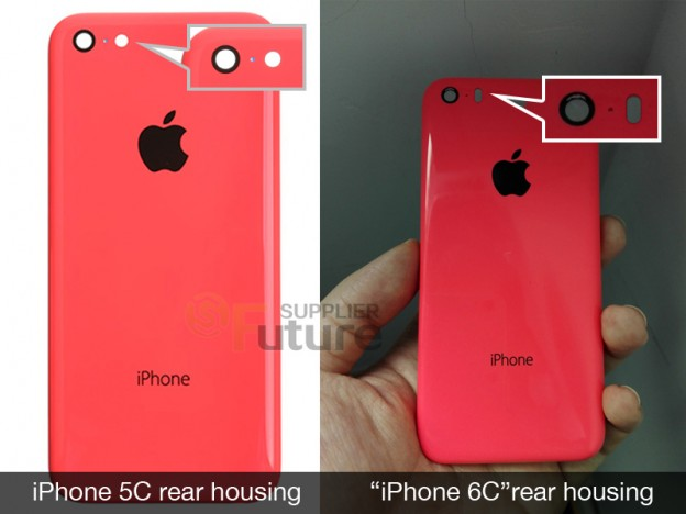 iPhone 6c rear shell leak Future Supplier 001