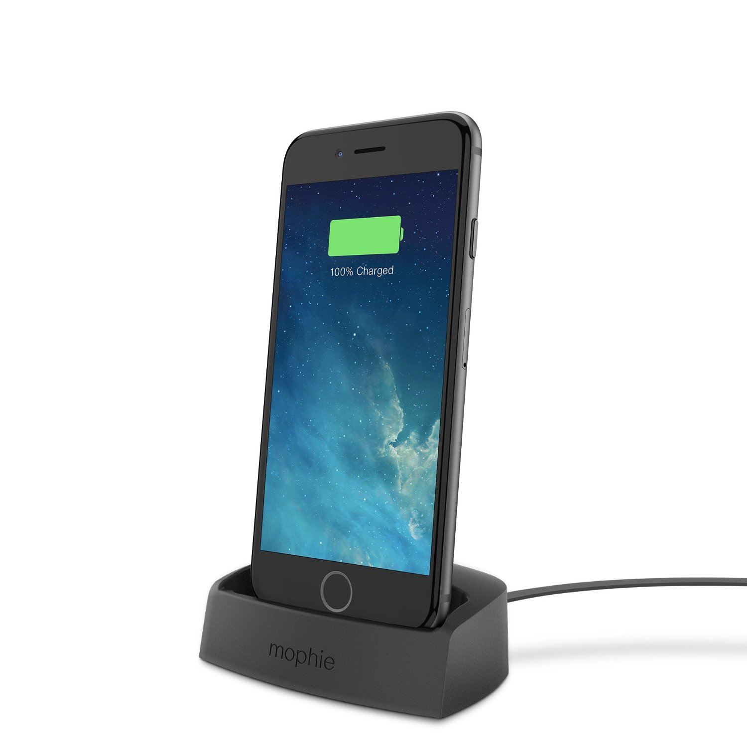 mophie Lightning Desktop Dock 1