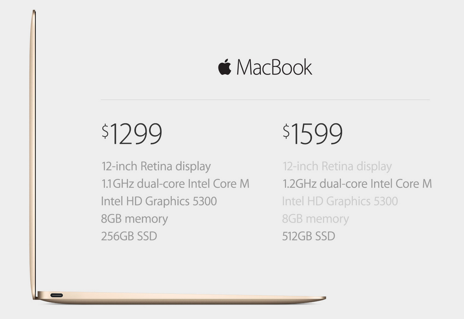 new macbook price