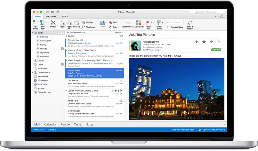 latest version of microsoft office for mac