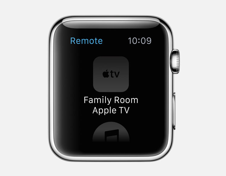 remote watch app