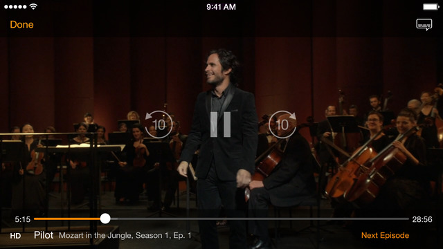 Amazon Instant Video 3.0 for iOS iPhone screenshot 001