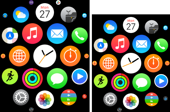 Apple Watch 42mm vs 38mm 1